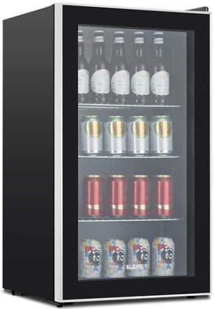 KUPPET Beverage Cooler and Refrigerator