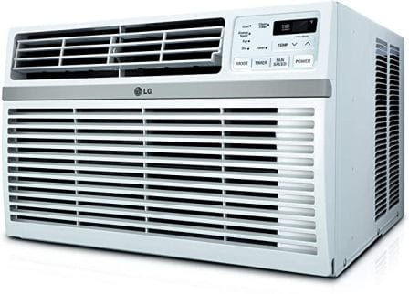 LG LW1216ER Window-Mounted 12000 BTU 115V Air Conditioner