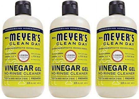 Mrs. Meyer's Clean Day Cleaning Vinegar Gel
