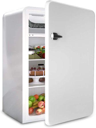 Safeplus Retro Compact Refrigerator