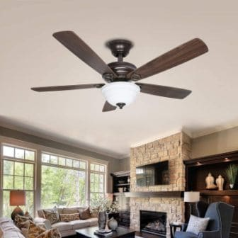 Top 15 Best Ceiling Fans with Lights and Remote in 2020