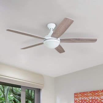 Top 15 White Ceiling Fans in 2020