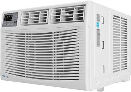hOmeLabs 12000 BTU Energy-Star Certified Window Air Conditioner