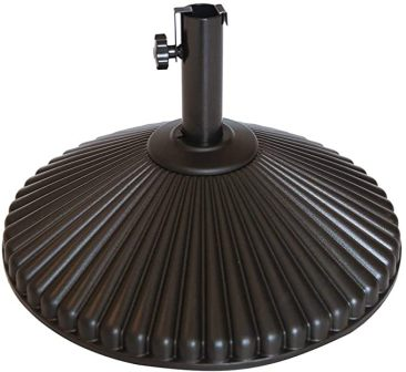 Aba Patio 50lb Patio Water Filled Umbrella Base