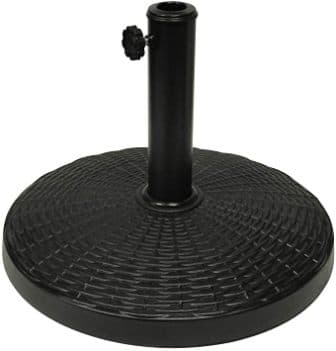 Blissun Heavy Duty Patio Market Umbrella Base Stand