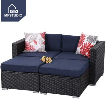 MFSTUDIO Patio Daybed