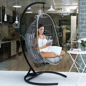 MOTRIP Swing Egg Chair