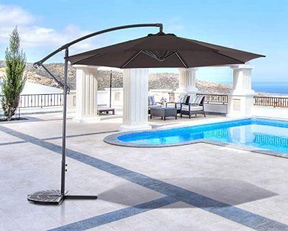 Patio Umbrella Cantilever Offset Umbrella
