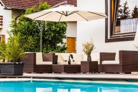 Top 15 Best Cantilever Patio Umbrellas - Ultimate Guide & Reviews 2020