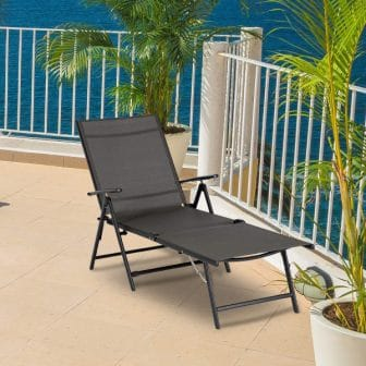 Top 15 Best Outdoor Lounge Chairs - Guide & Reviews for 2020