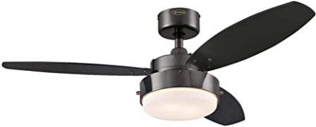 Westinghouse Lighting 7221500 42-Inch Alloy Ceiling Fan