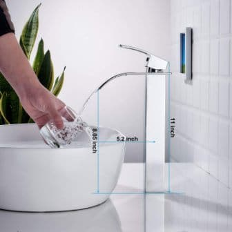 Top 15 Best Vessel Sink Faucets - Guide & Reviews 2020