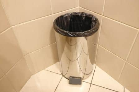Top 15 Stainless Steel Bathroom Trash Cans in 2020