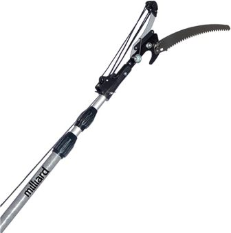 6-16 Foot Extendable Tree Pruner/Pole Saw from