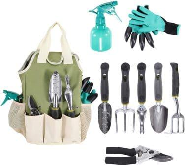 Gardening Tools Set by CALIFORNIA PICNIC