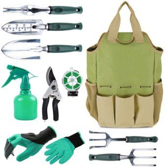 INNO Stage Gardening Tools Set Organizer