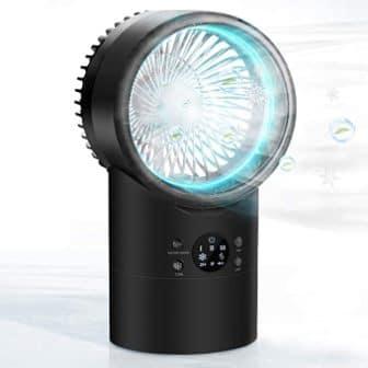 KUUOTE Portable Air Conditioner Fan
