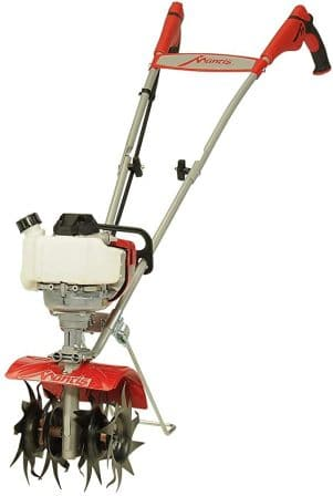 Mantis 4-Cycle Tiller Cultivator 7940 Powered by Honda – Lightweight, Powerful and Compact