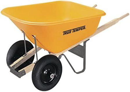 The AMES Companies, Inc True Temper Kids Lil' Wheelbarrow With Poly Tray
